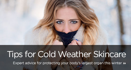 Tips for Cold Weather Skincare