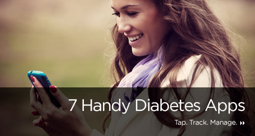 7 Handy Diabetes Apps